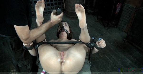 cute mia gold gets tortured